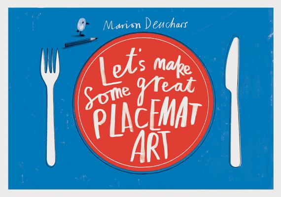 Let's Make Some Great Placemat Art Cover Image