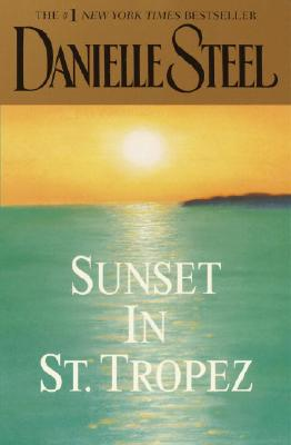 Sunset in St. Tropez Cover
