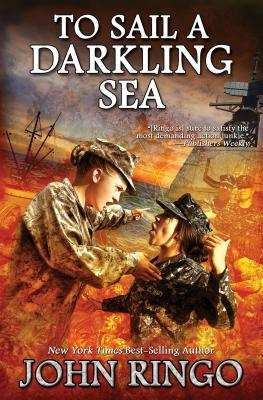 To Sail a Darkling Sea (Black Tide Rising #2) Cover Image