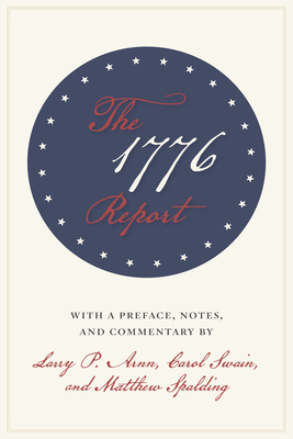 The 1776 Report Cover Image