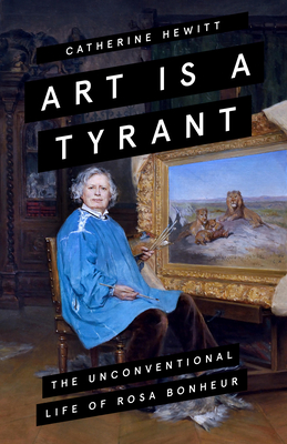 Cover for Art Is a Tyrant