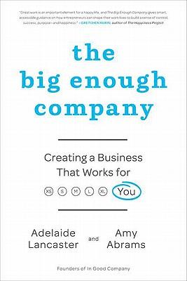 The Big Enough Company Cover