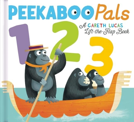 Cover for Peekaboo Pals