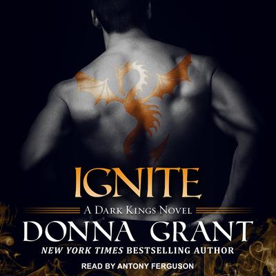 Ignite (Dark Kings #15) Cover Image