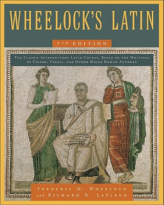 Wheelock's Latin Cover Image