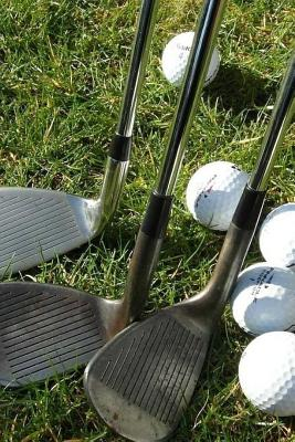 Golf Notebook Cover Image
