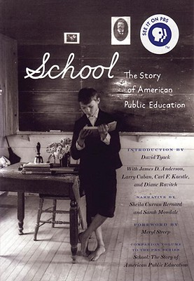 School: The Story of American Public Education Cover Image