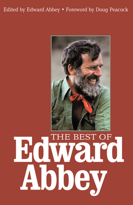 Best of Edward Abbey Cover