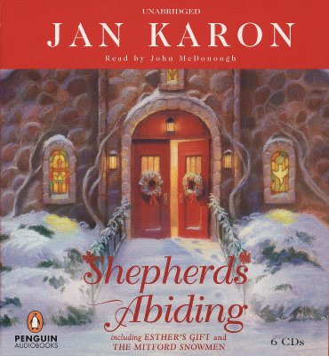 Shepherds Abiding: Including Esther's Gift and the Mitford Snowmen cover
