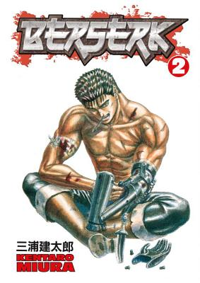 Berserk Volume 2 Cover Image