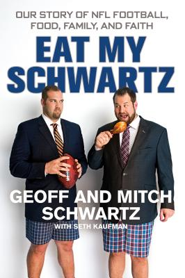 Cover for Eat My Schwartz