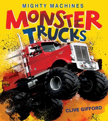 Monster Trucks (Mighty Machines) Cover Image