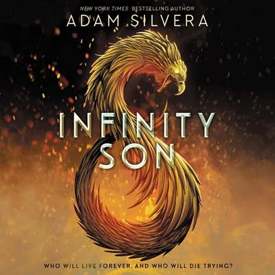 Infinity Son: The Infinity Cycle, Book 1 Cover Image