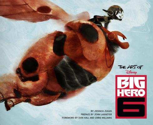 The Art of Big Hero 6 Cover Image