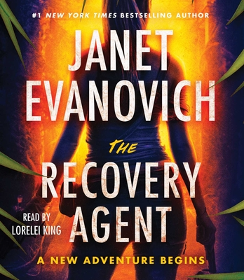 The Recovery Agent: A Novel Cover Image