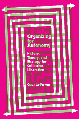 Cover for Organizing for Autonomy