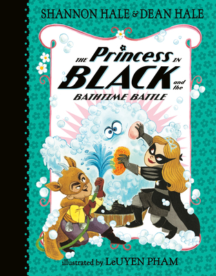 The Princess in Black and the Bathtime Battle cover
