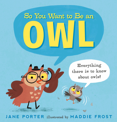 So You Want to Be an Owl Cover Image
