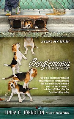 Beaglemania (A Pet Rescue Mystery #1) Cover Image