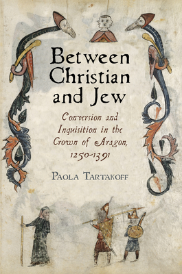 Cover for Between Christian and Jew