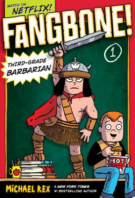 Fangbone! Third-Grade Barbarian Cover