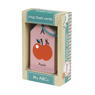 My ABC's Ring Flash Cards Cover Image