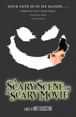 A Scary Scene in a Scary Movie Cover