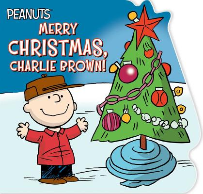 Cover for Merry Christmas, Charlie Brown! (Peanuts)