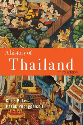 A History of Thailand Cover Image