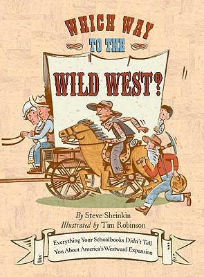 Which Way to the Wild West? Cover