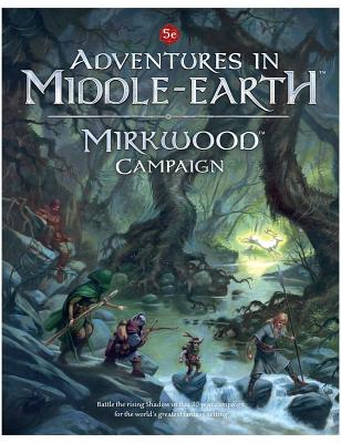 Adventures in Middle Earth Mirkwood Camp Cover Image