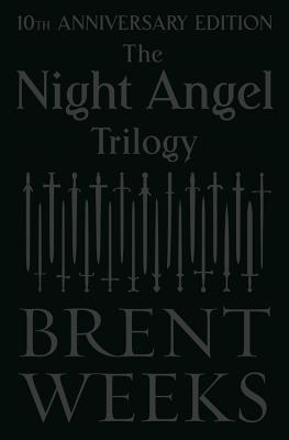 The Night Angel Trilogy: 10th Anniversary Edition Cover Image