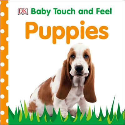 Baby Touch and Feel: Puppies Cover Image