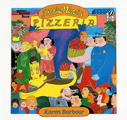 Little Nino's Pizzeria Cover Image