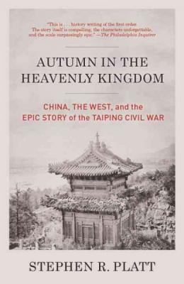 Autumn in the Heavenly Kingdom Cover