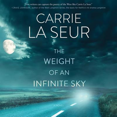 The Weight of an Infinite Sky Lib/E Cover Image