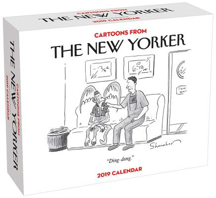 Cartoons from The New Yorker 2019 Day-to-Day Calendar Cover Image