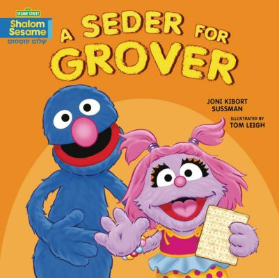 A Seder for Grover Cover Image