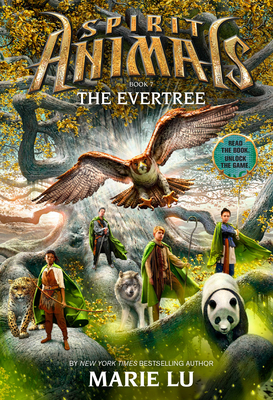 The Evertree (Spirit Animals, Book 7) Cover Image