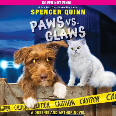 Paws vs. Claws: (A Queenie and Arthur Novel) Cover Image