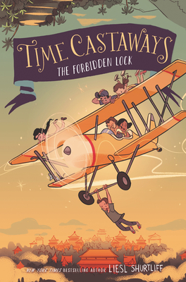 Time Castaways #3: The Forbidden Lock Cover Image