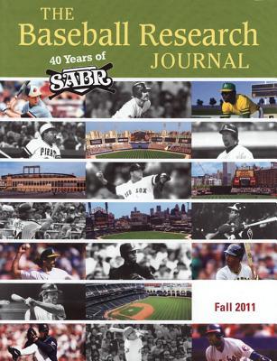 Baseball Research Journal (BRJ), Volume 40 #2 Cover Image