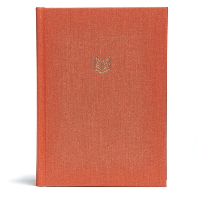 CSB She Reads Truth Bible, Poppy Linen: Notetaking Space, Devotionals, Reading Plans, Easy-to-Read Font Cover Image