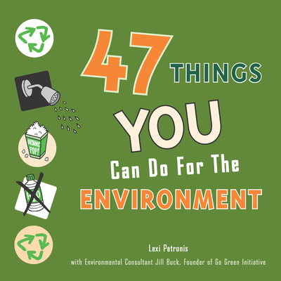 47 Things You Can Do for the Environment Cover