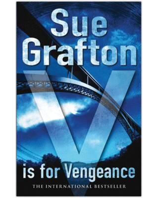 V Is for Vengeance Cover
