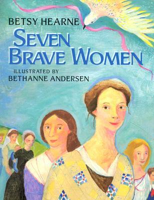 Seven Brave Women Cover