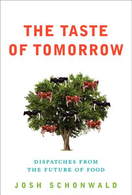 The Taste of Tomorrow Cover
