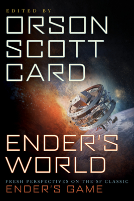 Ender's World Cover