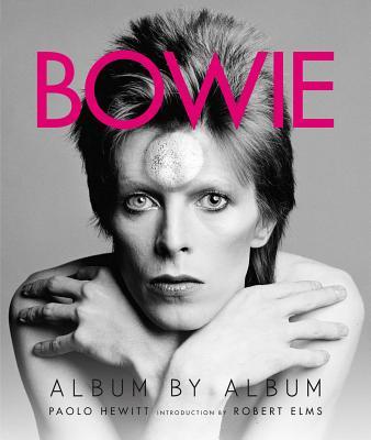 Bowie: Album by Album Cover Image