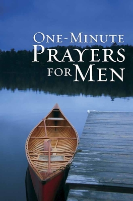 One-Minute Prayers(r) for Men Gift Edition Cover Image